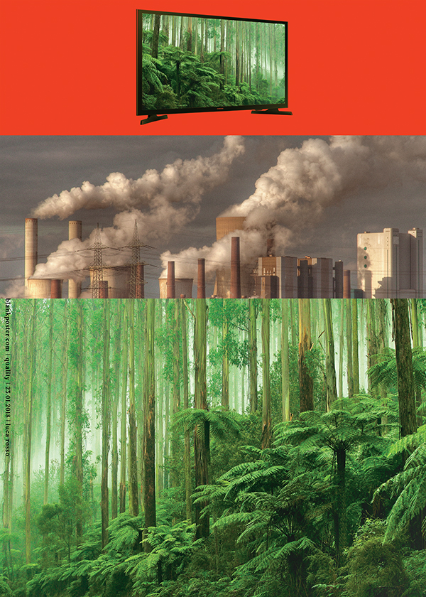Pollution Nature